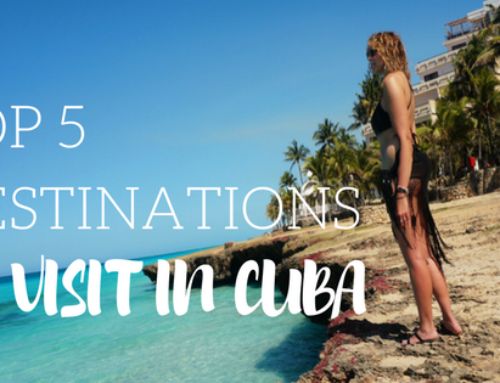 Top 5 Destinations To Visit In Cuba-( Within Just A Few Hours Drive From Havana)